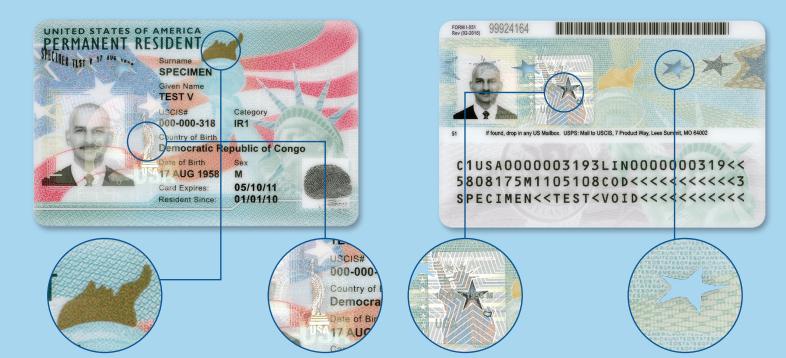 Qu'est-ce que la green card, la carte verte de résident permanent américain ?