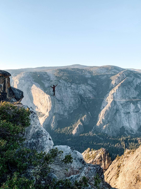 Yosemite - Un road trip en Californie et dans l'Ouest américain