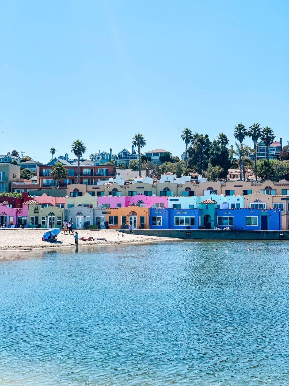 Capitola Beach - Un road trip en Californie et dans l'Ouest américain