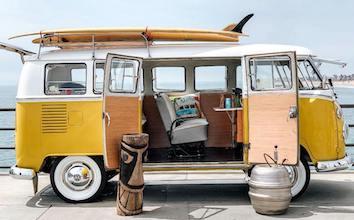 Un road trip en Californie et dans l'Ouest américain