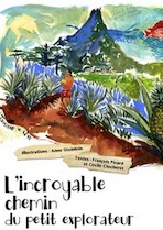 L'incroyable chemin du petit explorateur, d'Anne Steinlein, de Cécile Clocheret et François Picard.